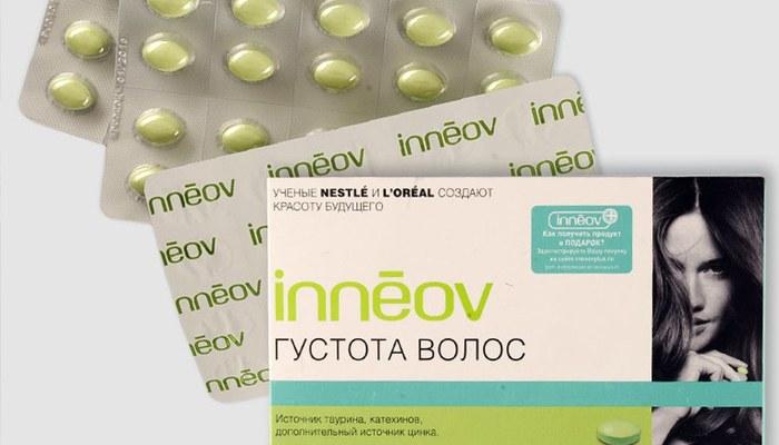 Витамины Inneov для волос