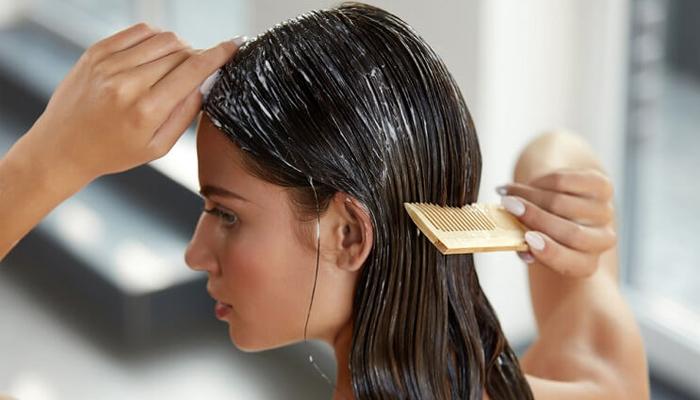 Маска для сухих и поврежденных волос в домашних условиях
