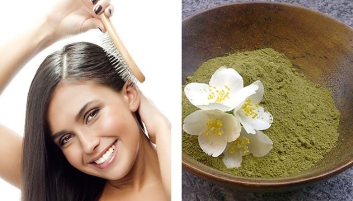 Травы от выпадения волос у женщин