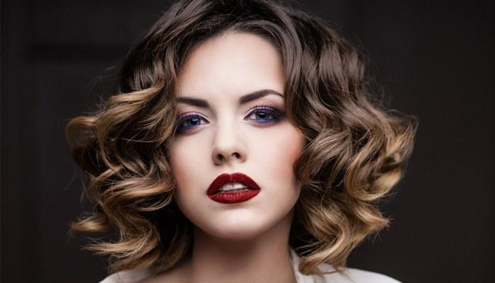 Как правильно делать укладку волос: фото пошагово
