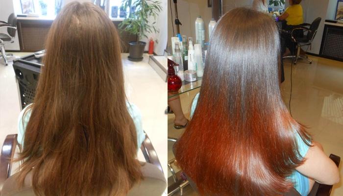Фитоламинирование волос: что это такое, фото, цена
