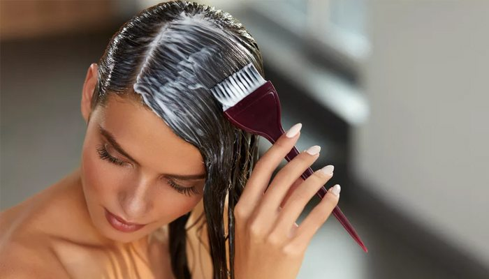 Ошибки окрашивания волос: фото