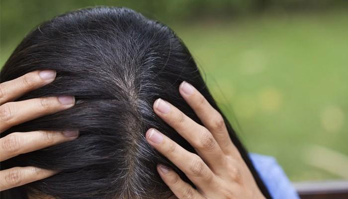 Что делать с седыми волосами