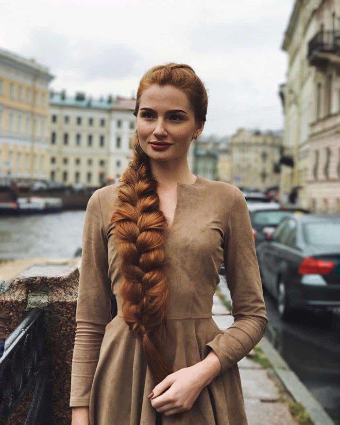 Анастасия Сидорова: алопеция, советы по уходу за волосами