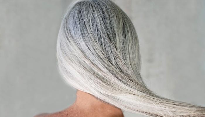 Как закрасить седину на темных волосах: фото, отзывы