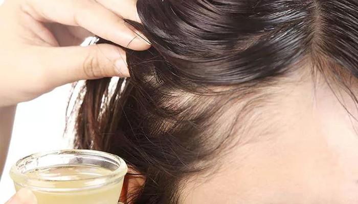 Мускатное масло для волос