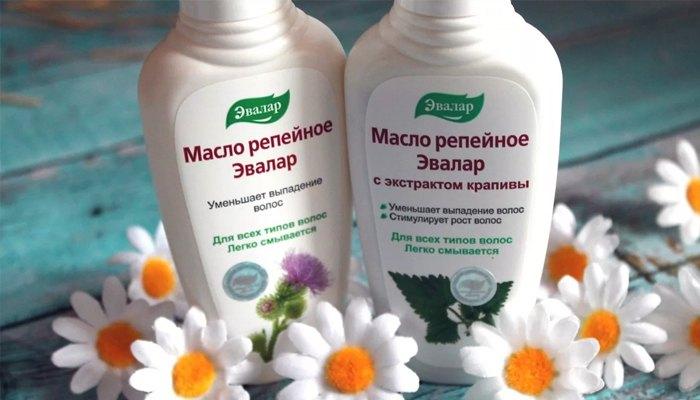 Репейное масло для волос: отзывы, применение, фото до и после