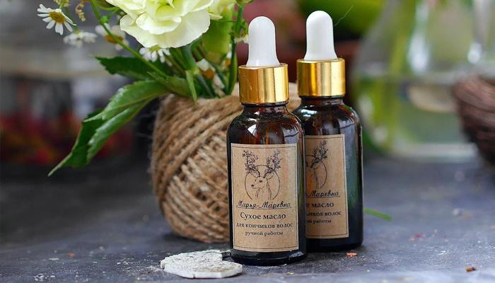 Сухое масло для волос: какое лучше, отзывы, применение, состав