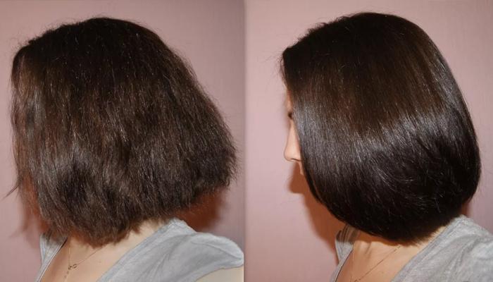 Кефирная маска для волос: как делать, отзывы с фото до и после