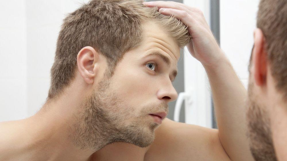 Сколько растут волосы на голове у мужчин